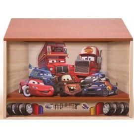 """Ящик для игрушек """"Тачки"""""""