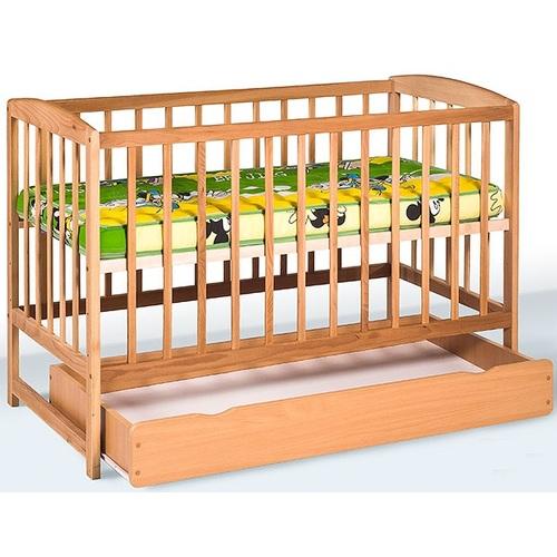 Детская кровать с ящиком 0247