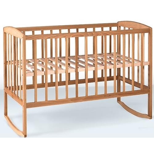 Детская кровать с дугами 0021