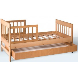 Кровать односпальная с ящиком 1746