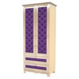 Шкаф-гардероб ШГ 6-22 Гламур Ренессанс