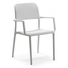 Кресло BORA 40242.00.000 белый Nardi