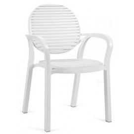 Кресло Gardenia белый 40238.00.000 Nardi
