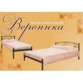 Кровать Вероника 80*190/200 Металл Дизайн