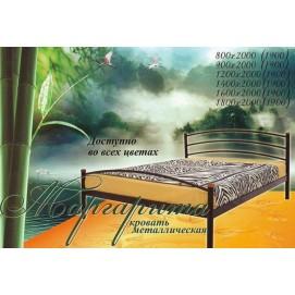 Кровать Маргарита 90*190/200 Металл Дизайн