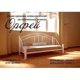 Кровать Орфей 90*190/200 Металл Дизайн