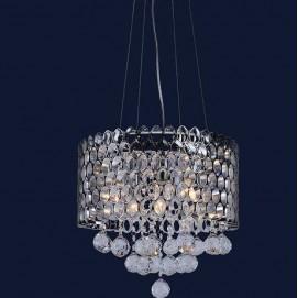Лампа подвесная 7108856-5 хром Levada