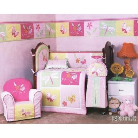 Комплект для детской кровати  90 х 114 Cy 3908 Beetle 1000103