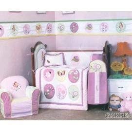 Комплект для детской кровати  90 х 114 Cy 969 Garden 1000105