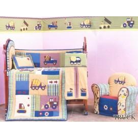 Комплект для детской кровати 90 х 114 Cy 047 Truck 1000107