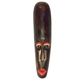 Маска деревянная (12х5х50 см)(MR1062S)