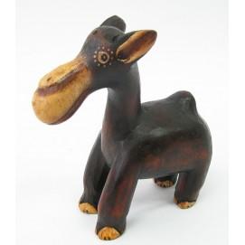 "Фигурка деревянная ""Верблюд"" (CH 24) (12 см) (Индонезия)"