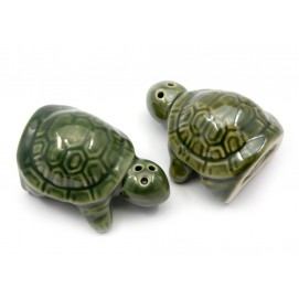 """Солонка с перечницей """"Черепахи"""" (7х7х5 см)(AB263)"""