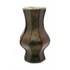 Ваза деревянная (27х11,5х11,5 см)(D*001)
