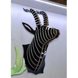 Голова Антилопы черная