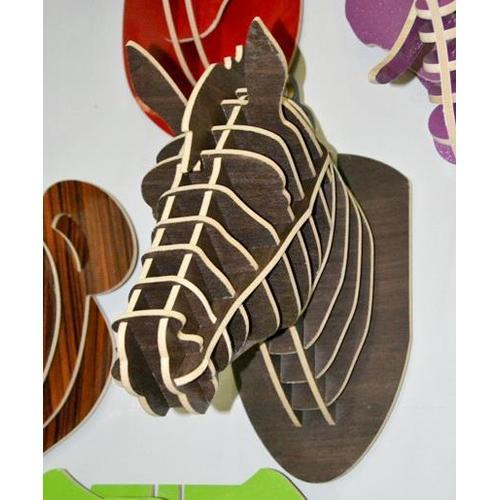Голова Лошади коричневая