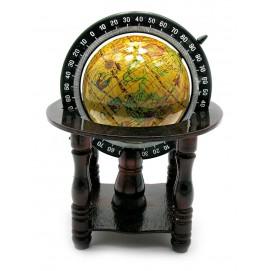 Глобус на подставке (18х14х14 см)(8,5)