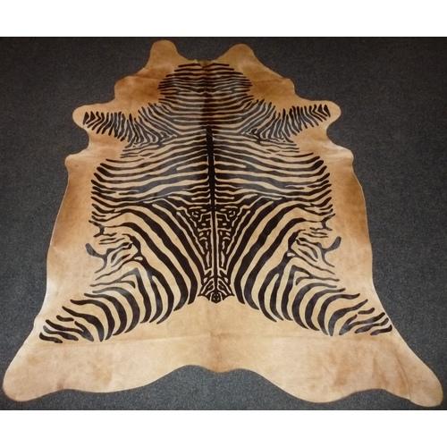 Декоративная шкура коров Зебра 180x230 cm, 9403