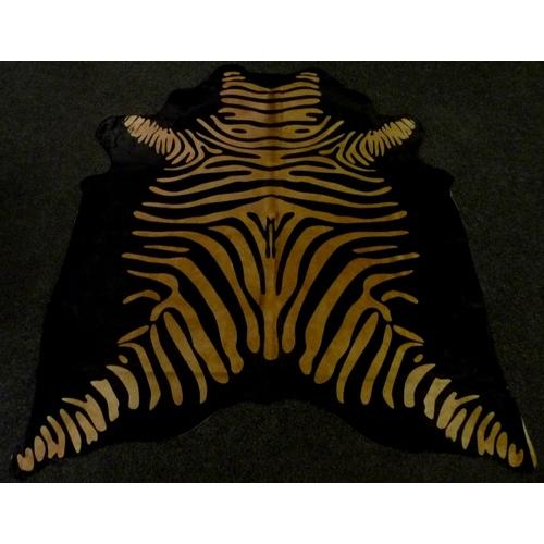 Декоративная шкура коров Зебра 172x190 cm, 9415