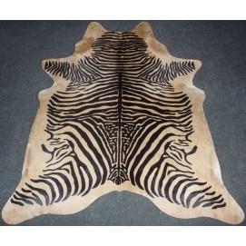 Декоративная шкура коров Зебра 191x215 cm, 9409