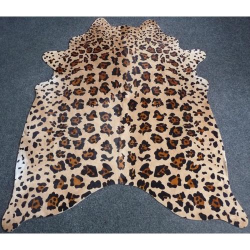 Декоративная шкура коров Ягуар 173x200 cm, 9411