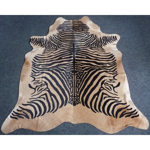 Декоративная шкура коров Зебра 185x218 cm, 9404