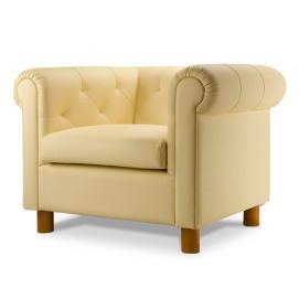 Кресло Афродита-1 D'LineStyle молочное