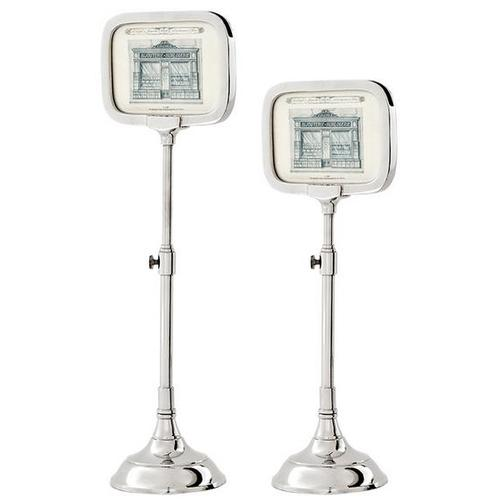 Стойка стенд Notice Stand Bargello A6 Set Of 2 07988 Eichholtz