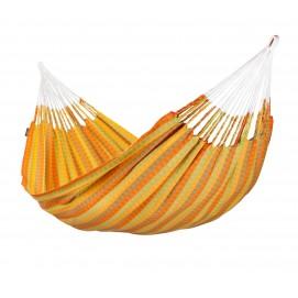 Подвесной гамак для двоих LA SIESTA Carolina CAH16-5 citrus