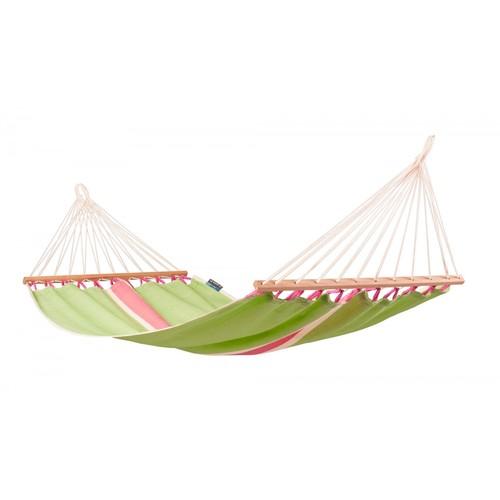 Подвесной гамак с рейками для одного  LA SIESTA Fruta FRR11-4 kiwi
