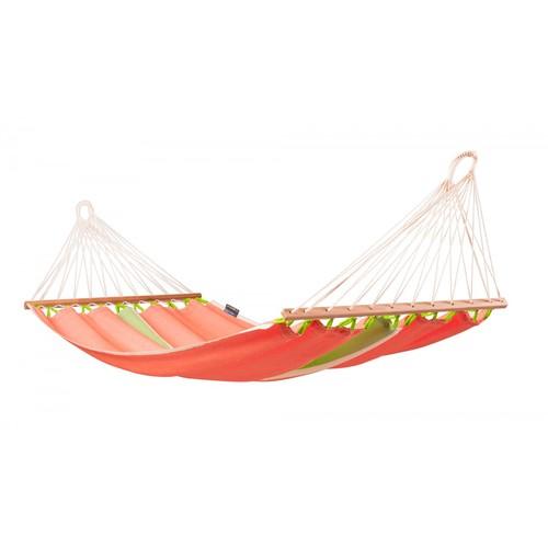 Подвесной гамак с рейками для одного  LA SIESTA Fruta FRR11-5 mango
