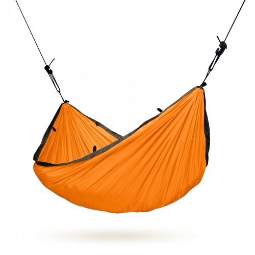 Подвесной туристический гамак LA SIESTA Colibri CLH15-5 orange
