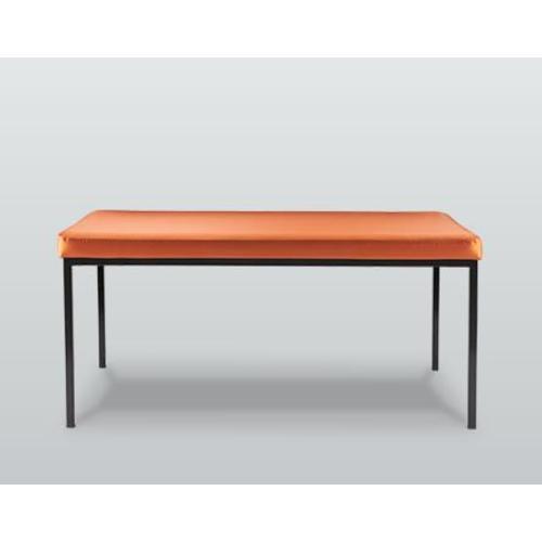 Банкетка Сенс D'LineStyle оранжевая