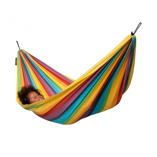 Детский подвесной гамак LA SIESTA Iri IRH11-5 rainbow