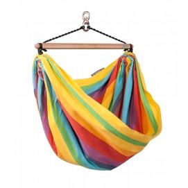 Детский подвесной стул LA SIESTA Iri IRC11-5 rainbow цветной