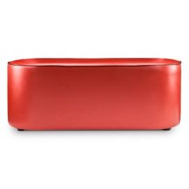 Банкетка Диско D'LineStyle красная
