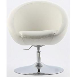 Кресло Lux Michelle (белое)