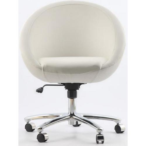 Кресло Office Michelle (белое)