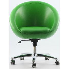 Кресло Office Sancafe (зеленое)
