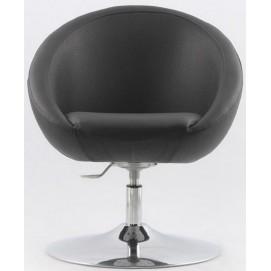 Кресло Lux Michelle (черное)