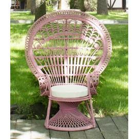 Кресло PAVLIN розовое