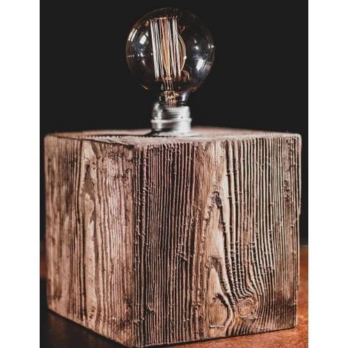 Лампа настольная Пенек Woodmet