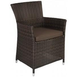 Плетеное кресло VH062 из техноротанга