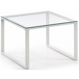 Стол кофейный NAVIS 60x60 C349C07 Laforma прозрачный