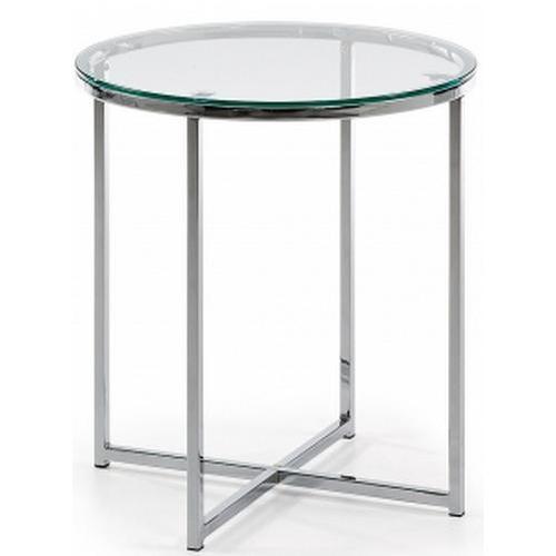 Стол кофейный VIVID C336C07 Laforma прозрачный