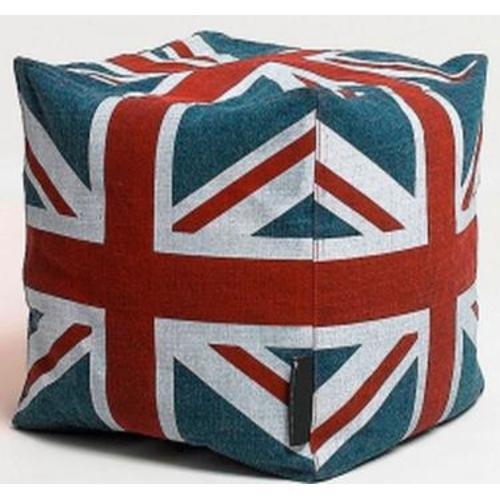 Пуф SIROS (ткань британский флаг) ES224J00 Laforma