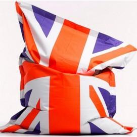 Пуф TIWIS (ткань британский флаг)  Laforma