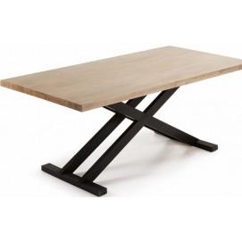 Стол трансформер VITA V011M46 коричневый Laforma