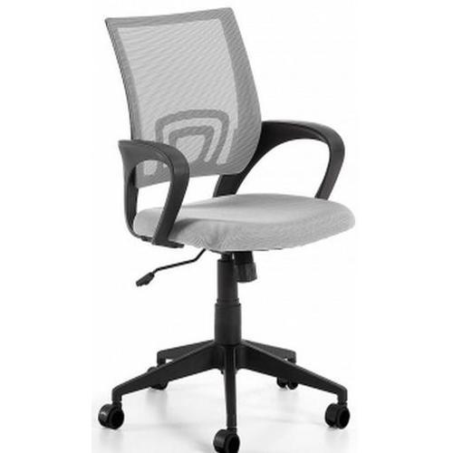 Кресло офисное поворотное EBOR (серый) C562J03 Laforma