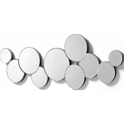 Зеркало ARONOS EA270C37 Laforma серебро